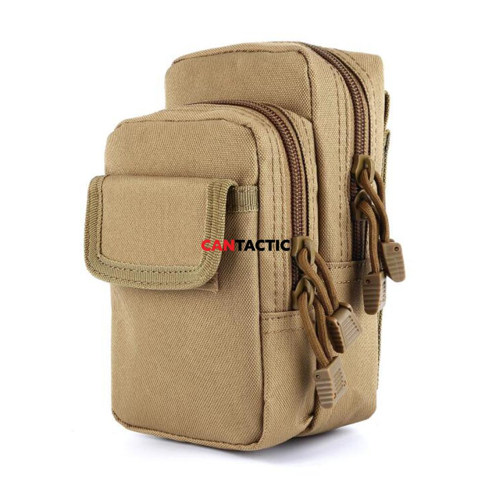 Tactical magazine, survival, medical accessories pouch,