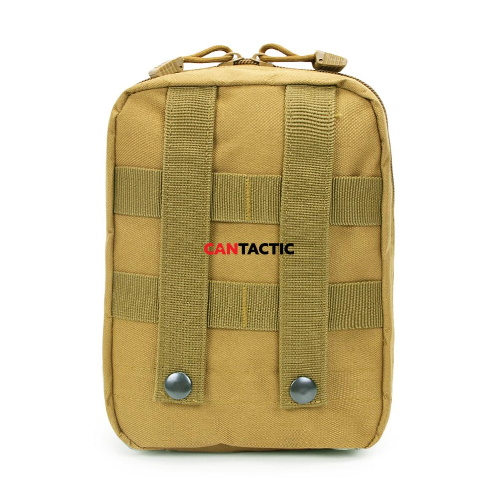 Tactical first aid or survival kit or accessory storage bag.