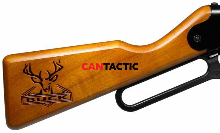 Daisy Red Ryder Air Rifle CALIBRE  .177 your classic lever action