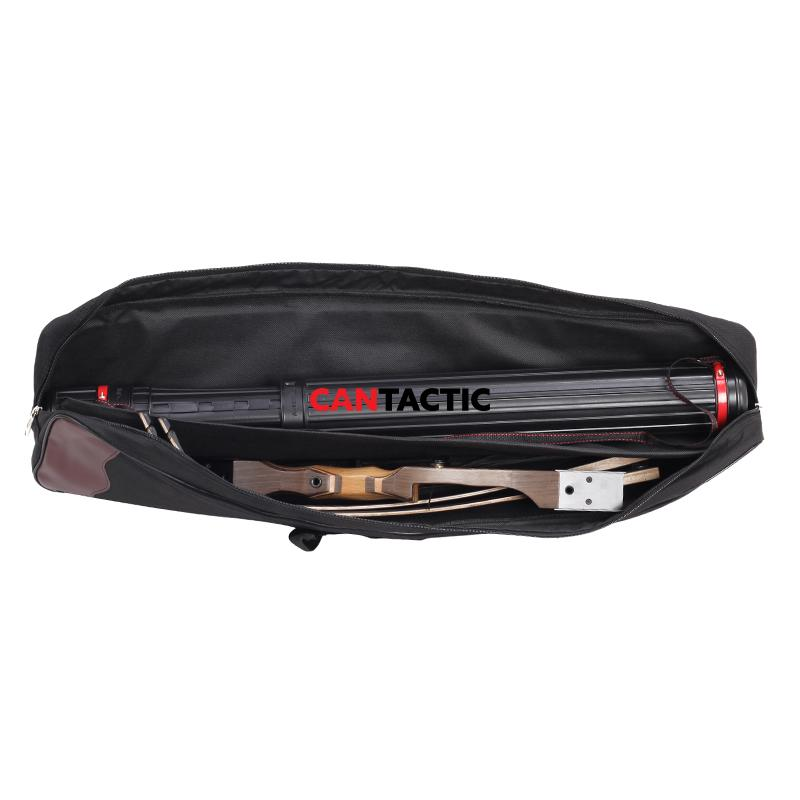 Recurve bow case, small bow case, take down bow case,