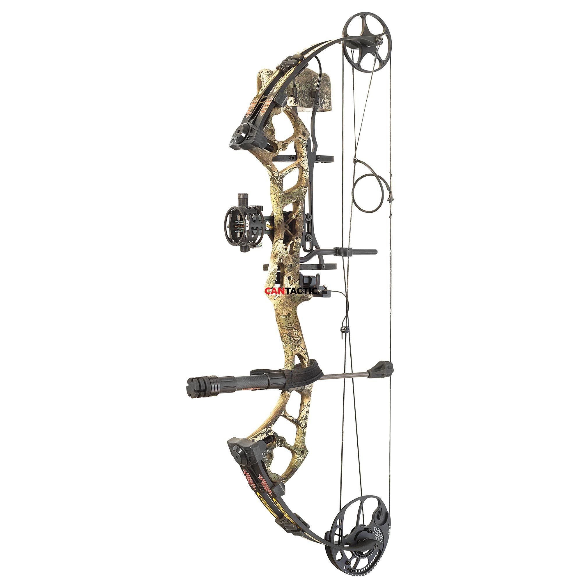 PSE STINGER MAX PACKAGE READY TO SHOOT - RIGHT HAND - 70lbs