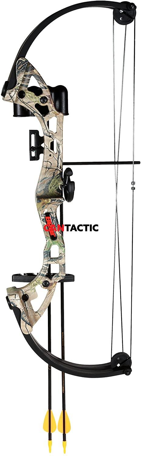 Brave Compound-Bow Package. Youth and kids bow package