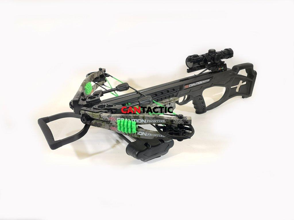 PSE ARCHERY Coalition Crossbow Package-