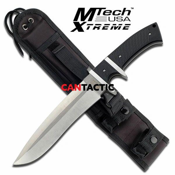 "MTech USA XTREME FIXED BLADE KNIFE 13"" OVERALL"