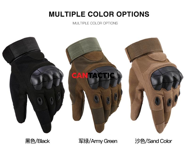 Tac gloves L