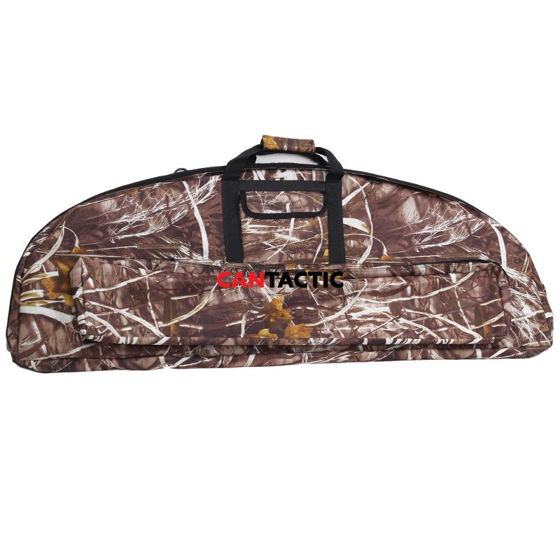 Compound bow case full