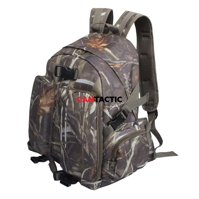 Hunting Day Packs Hiking Military Molle Multi Purpose Heavy Duty Rifle and Bow Carrying Camo Backpacks