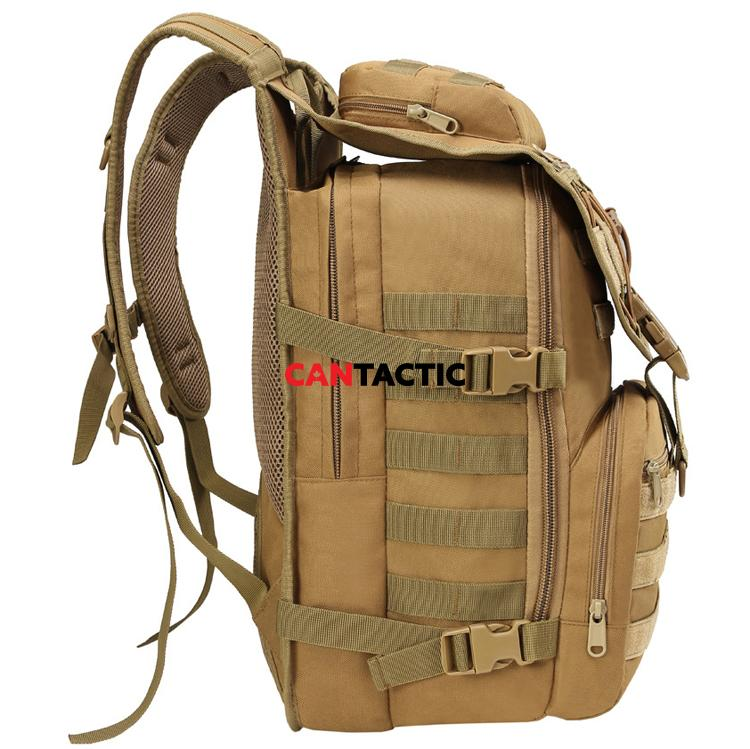 Backpack, Hunting Camping, Trekking, Daypack, Gear Rucksack Large MOLLE 3 Day  Pack for  Sport Outdoor