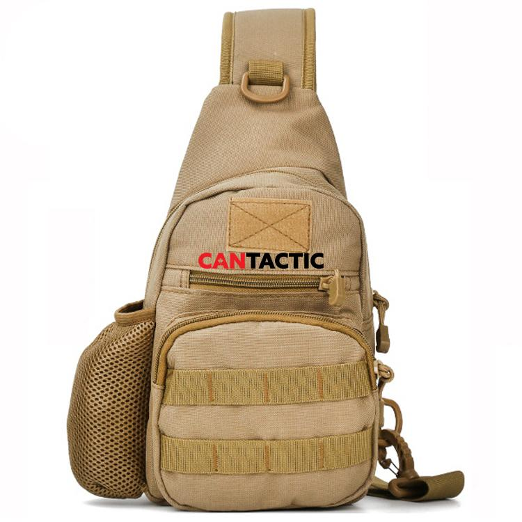 Men Tactical Sling Chest Bag Pack Waterproof Army Military Sling Bag Backpack Every Day Carry Daypack Hiking Sport