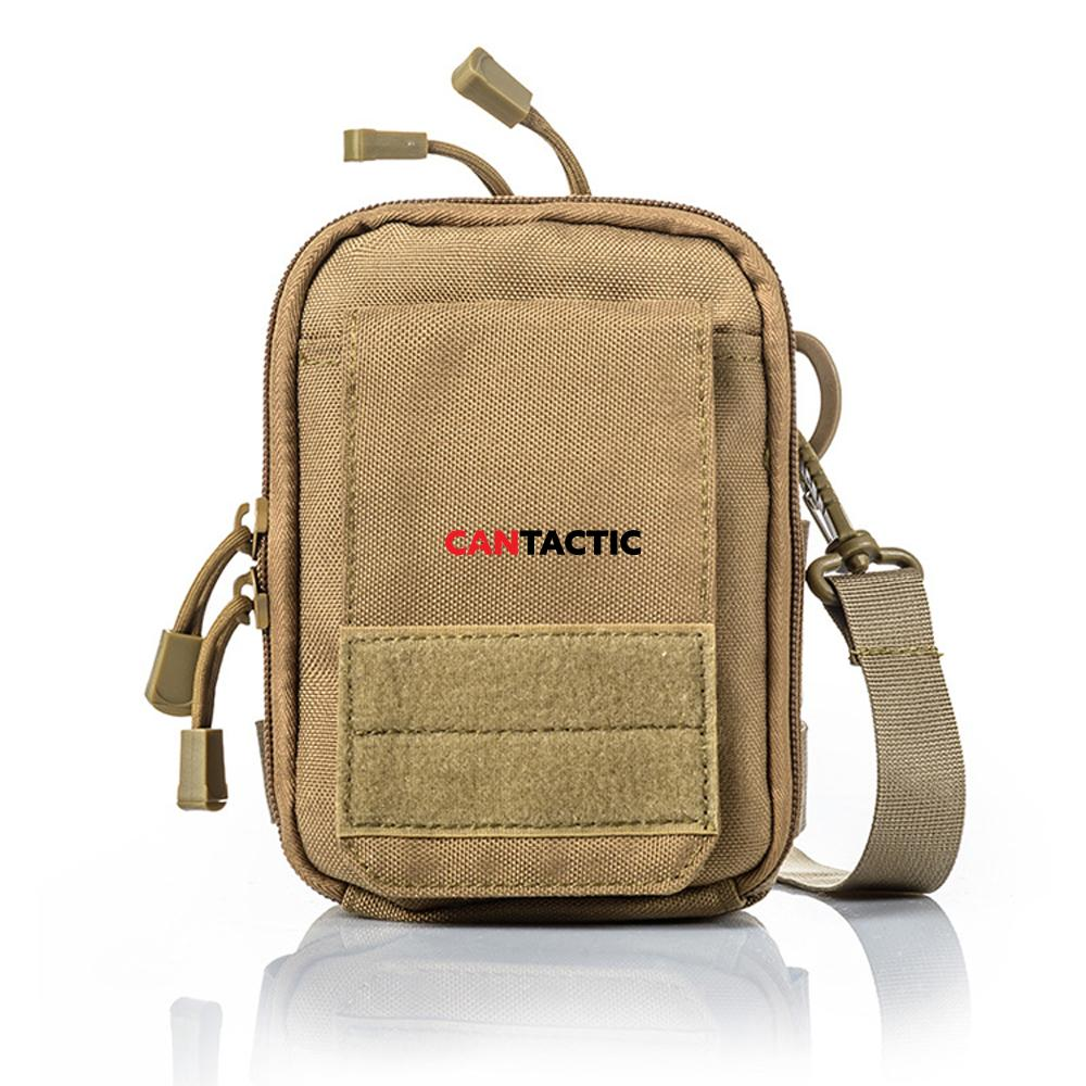 Multi-purpose compact Tactical Waist Bags Small Utility Pouch