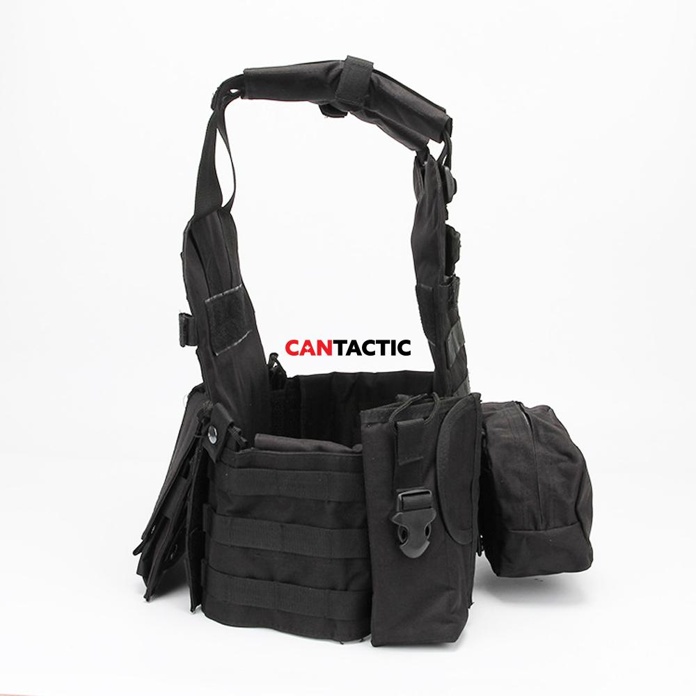 Tactical Vest Military Molle Combat Vest Hunting Vests Military Outdoor Men's Modular Vest Carrier CS Vest Molle Combat Gear