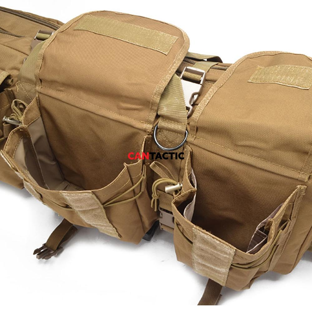 "Tactical Gun case Hunting Shooting Military Hiking Molle Backpack (42"")"