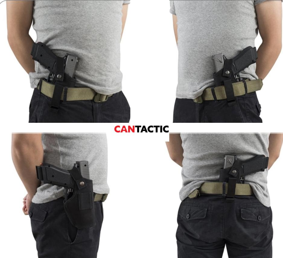 Tactical Gun Holster, Concealed Carry Holster