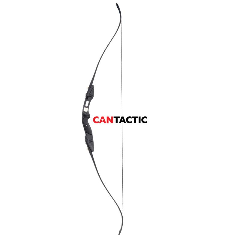 High quality recurve bow, take down bow, fit in backpack bow
