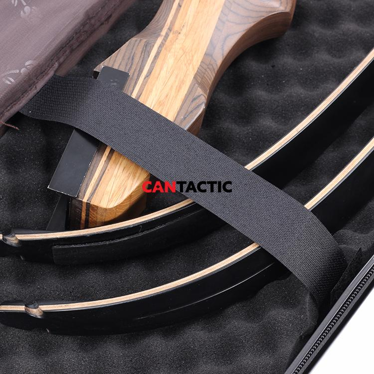 Takedown bow hard case