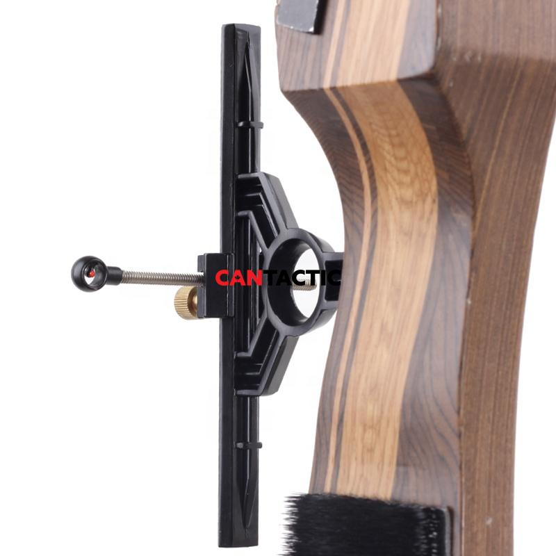 Recurve bow sight takedown bow sight