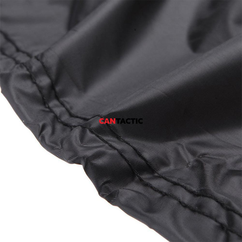 Extra Large Grill Cover 190T Waterproof Barbecue Cover Fits Most Brands, Universal cover,  Rip-Proof, UV Weather-Resistant - Black,XL