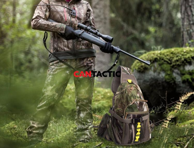 Hunting Tactical Gear Single Sling Archery backpack fanny pack Camo