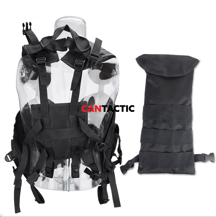 Tactical Vest For Military Combat Bulletproof Tactical Training