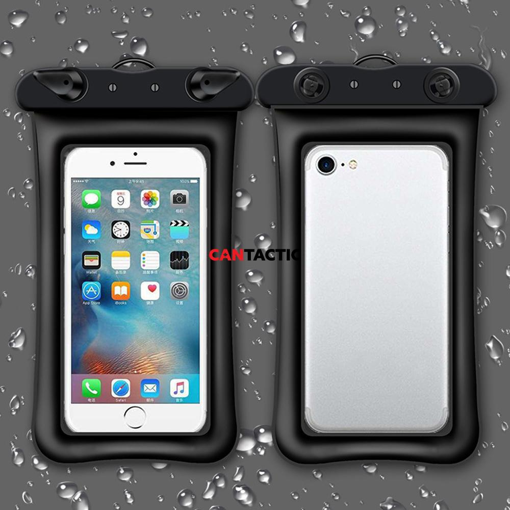 Floating water proof phone case